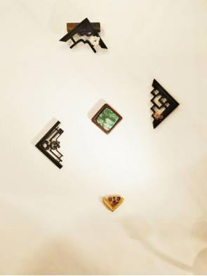小物件,大魅力 15级产品设计专业首饰作品汇报展