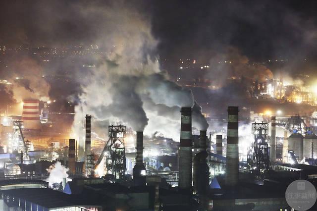 标题:中印都因工业化受到了污染,为何印度发展远不及中国成功?