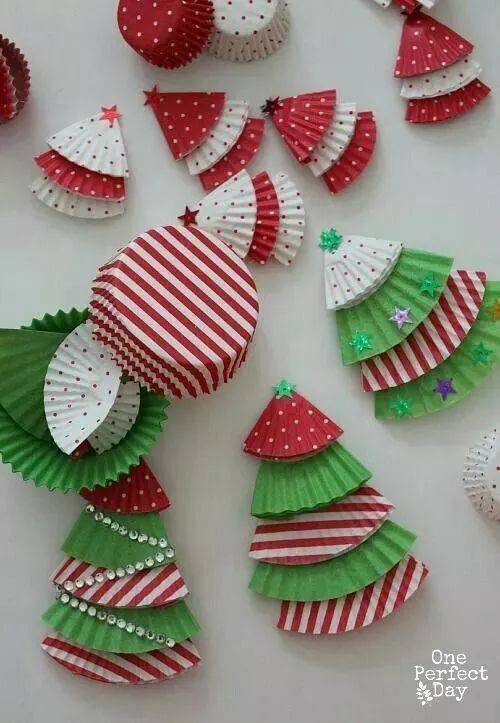 绘本手工 | 蛋糕纸手工制作,甜蜜你的冬日生活