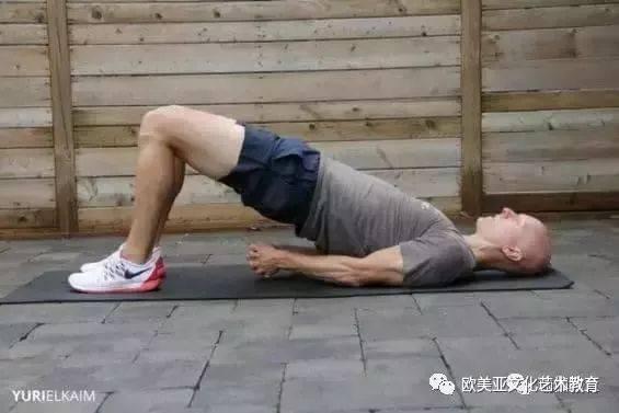 10式实用瑜伽姿势,给自己做肩颈理疗图片