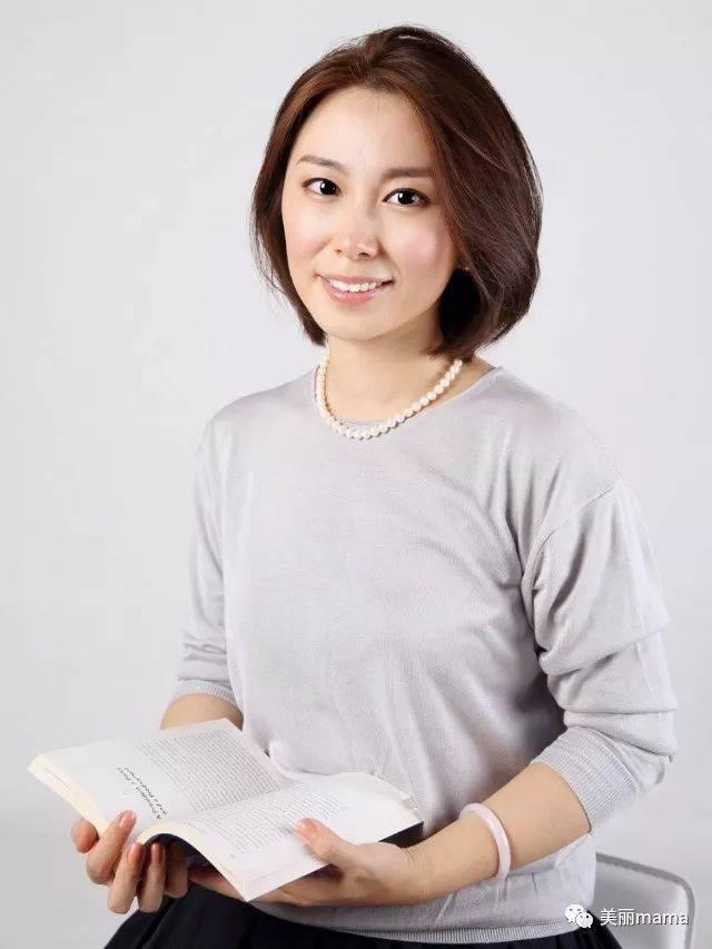 东大最美女讲师王旻,从北大学霸到美丽妈妈