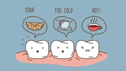 牙齿敏感好痛苦?4大绝招,4小妙招帮你彻底告别它!图片