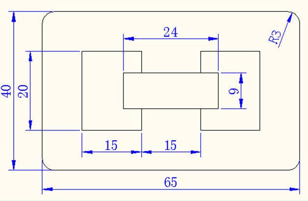 地产户型图平面图628_410户型研发v地产岗图片