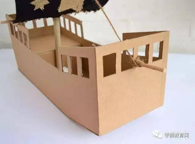 纸盒手工制作专题  牛奶盒,鞋盒子,酸奶盒,旧纸箱,药盒,牙膏盒……统
