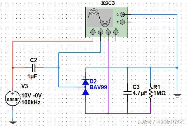 电路 电路图 电子 户型 户型图 平面图 原理图 640_432