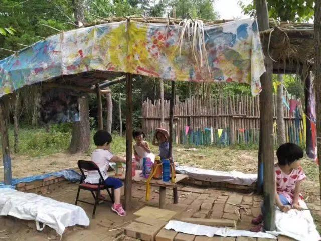 我所经历的瑞吉欧幼儿园阶段教育方法图片