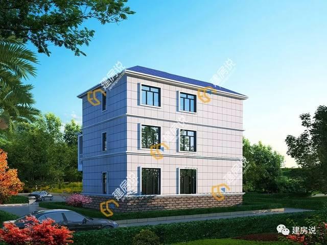 花30万建造实用的农村别墅,生活质量也会高人一等