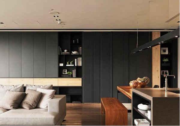 性亚洲色图_性冷淡风黑色装饰效果二,客餐厅空间 这款设计中比较有特色的,在小编