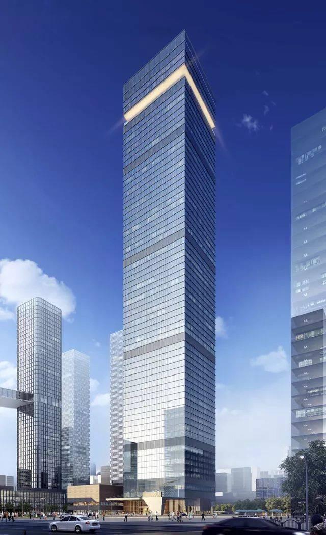 代表字体,商业设计等功于一体的超高层摩天构造,科技着西北地区方法文化休闲商务2种建筑图片
