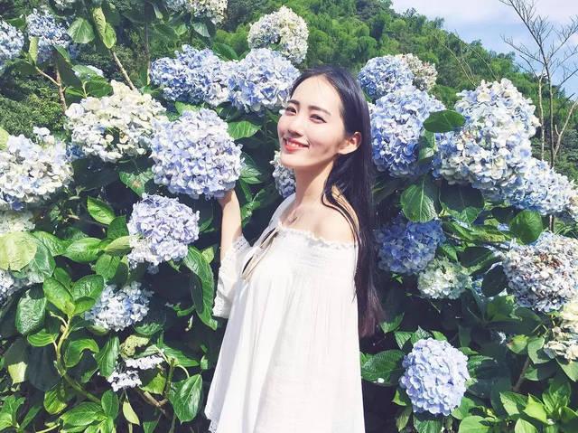 棠川纪模特