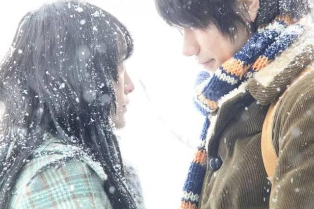 天冷了,还好我有你   名著里的冬天爱情故事