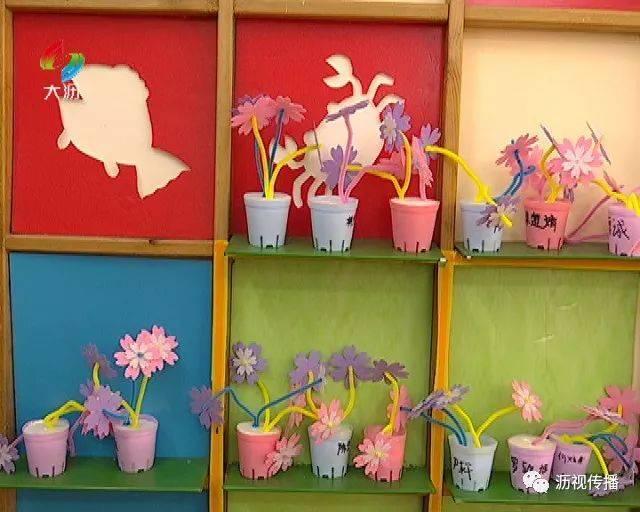 说出我们的故事|这所幼儿园的岭南风情美术活动,圈粉了无数小盆友!图片