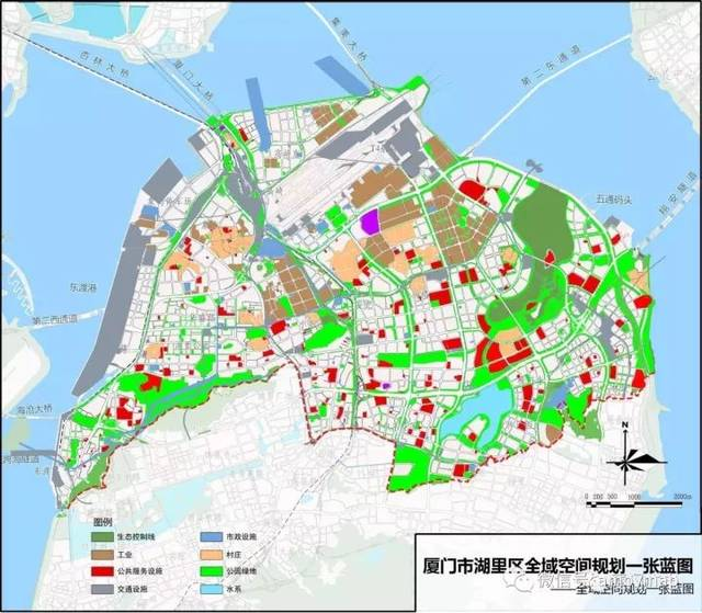 位于翔安区大嶝街道大嶝岛与小嶝岛之间的海域,用地规划46平方公里