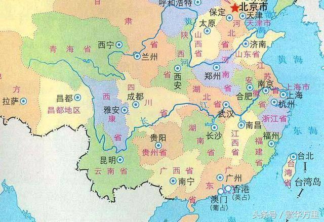 1958年,成立了几百年的广西省,为何又改成了自治区?