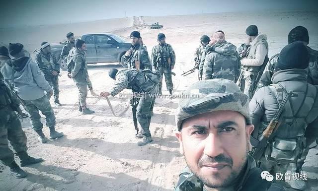 战况激烈!叙利亚政府军与叛军在哈马东北部爆发大规模攻防战