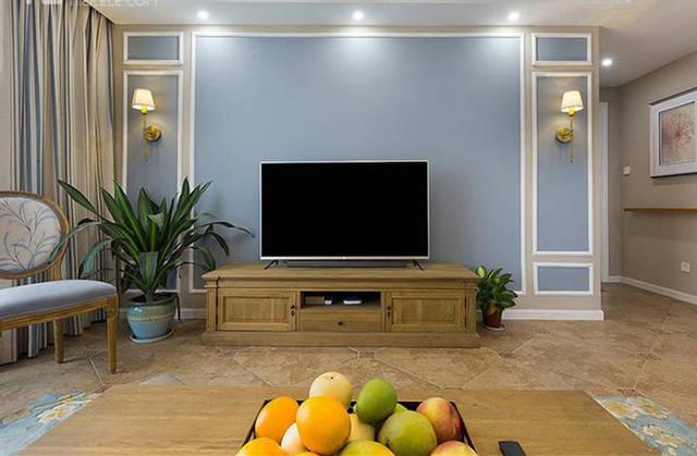 石膏线做电视墙的好处