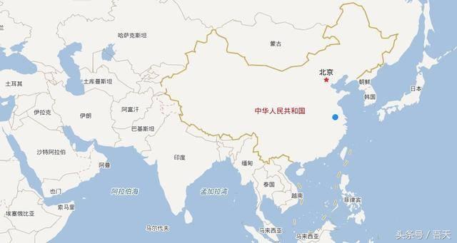 再来看一张放大的地图