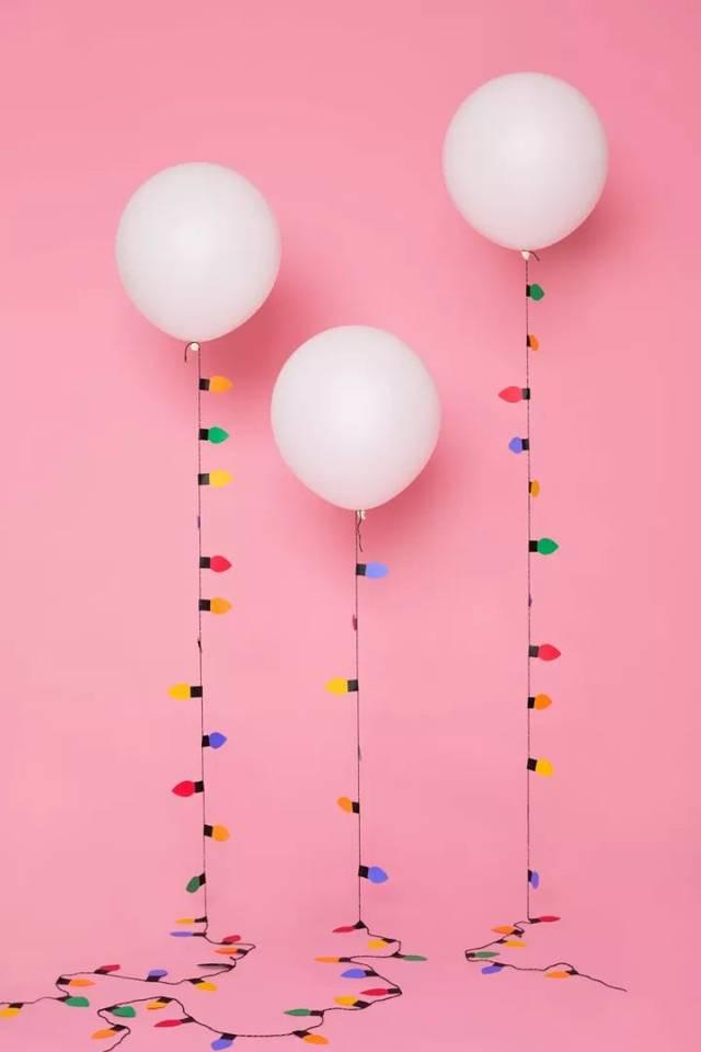 欢乐的气球,改造一下.就变成圣诞老人啦! .圣 诞 倒 计 时 .