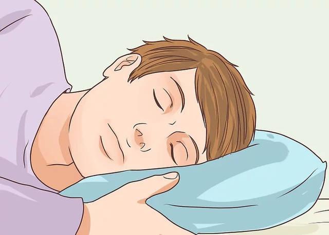 高血压——半卧位或侧卧位图片