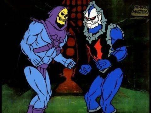 这个邪恶帝国一直以来想要侵略艾塔尼亚,甚至就连希曼一直对抗的骷髅