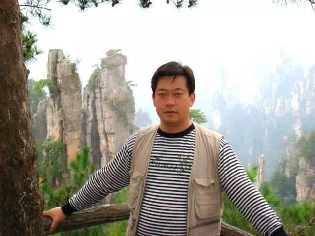 【关注】记者深扒台前幕后,带你认识准旗本土演员刘虎