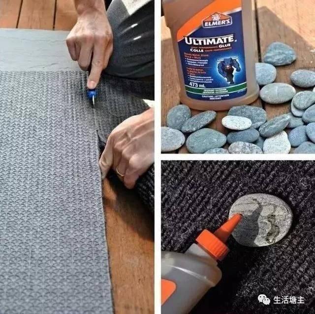 鹅暖石的创意居家设计挂毛巾当掌都是轻松哒