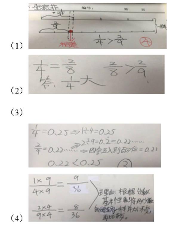 《分数的小学》大小图片北京年级版五视频数学教学设计加课本上册一信息化教学设计ppt模板教学图片