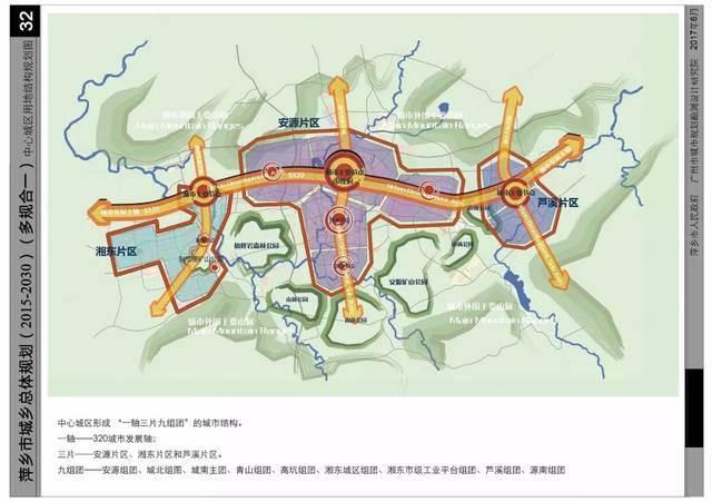 武功县城市规划图