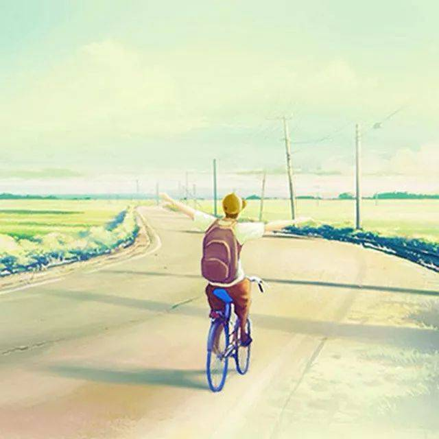 人生就象一场旅行,不必在乎目的地,在乎的是沿途的风景!
