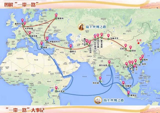 中国与伊朗之间的贸易合作不断加深,未来市场前景广阔图片