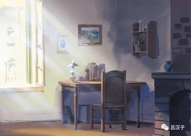 是阳光洒在玻璃杯上,折射出一道彩虹; 是冬日窗户上起了霜,桌上的