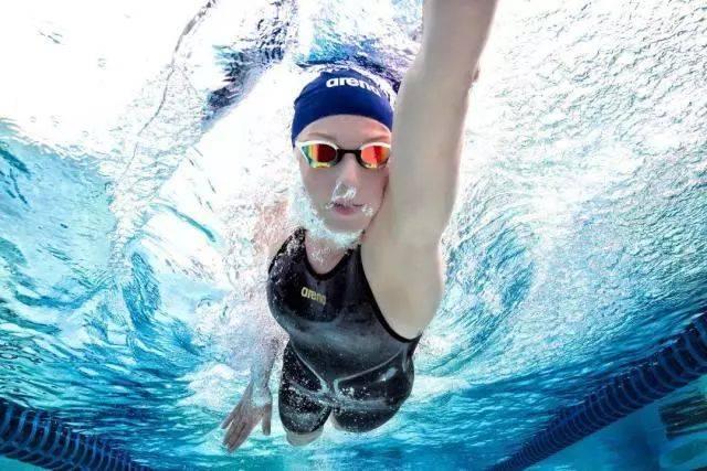 2017年最棒的游泳照片圖片