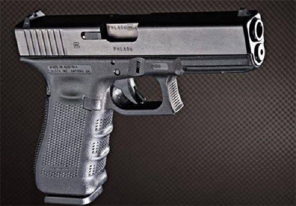 9.格洛克17 gen 4手枪