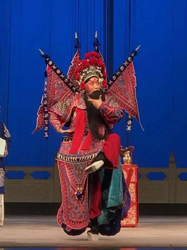 演出后,徐幸捷,马玉璋,叶金援等专家对该剧给与了高度评价.图片