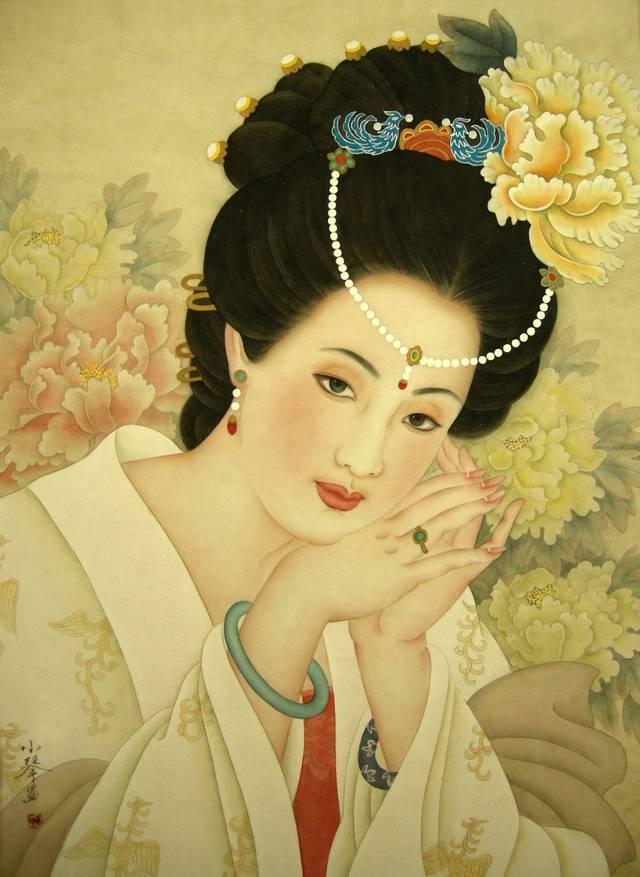 杨贵妃在日本人心中地位肩比一代圣人.