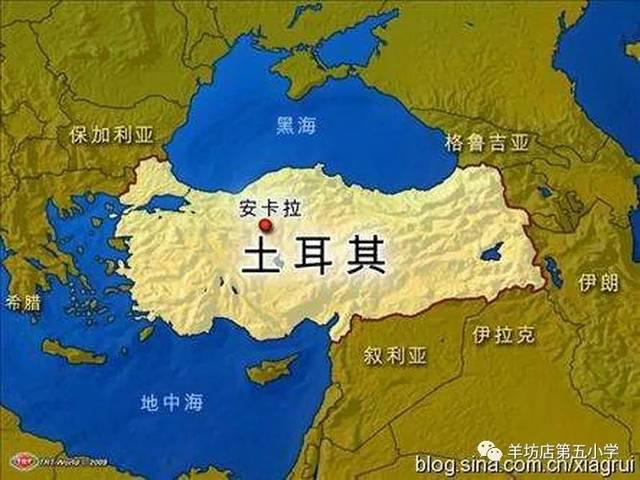 """洋庙会‖一带一路上的国家""""土耳其""""(羊五小6.3班)图片"""