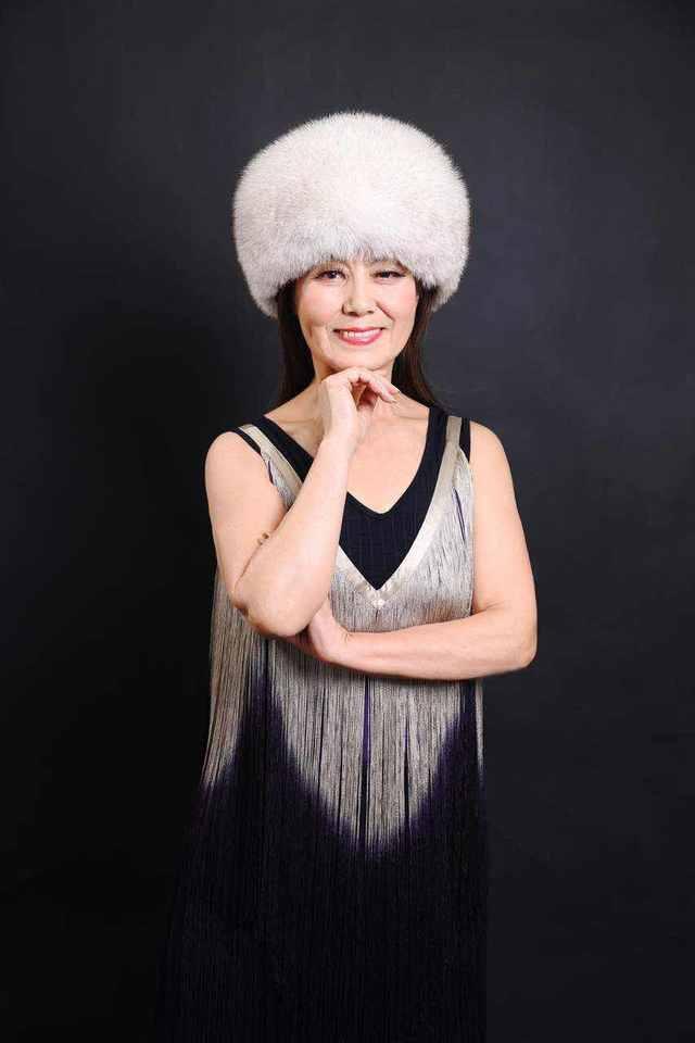 著名舞蹈家冬妮娅受邀参加中国民族春晚云南分会场春晚录制图片
