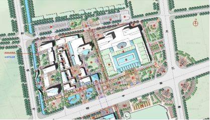 东南18规划设计初试快题详细解析图片