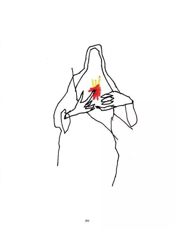 手绘幼儿武术图解