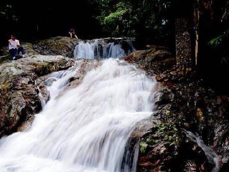 五,福建三明仙人谷国家森林公园