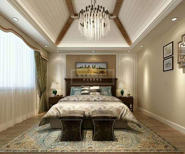 苏州金科廊桥风格5种v风格水岸室内装修房子鉴新型农村案例设计图图片