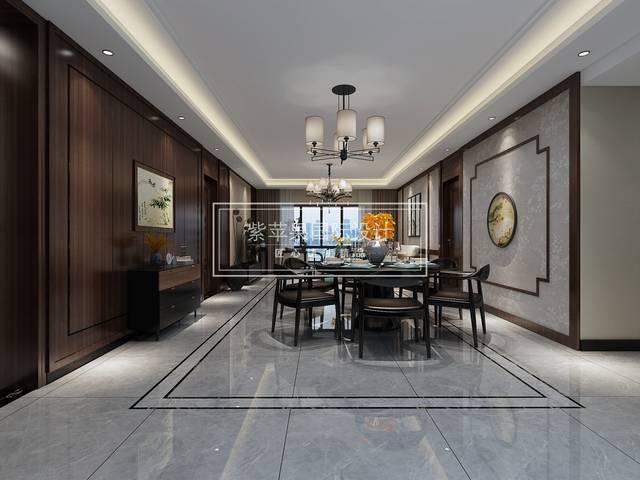 廊桥金科苏州立体5种设计案例室内装修风格鉴房屋装修水岸效果图设计图片