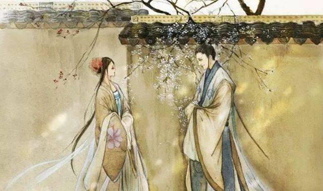 【唯美古风】她从未怨他,怪他