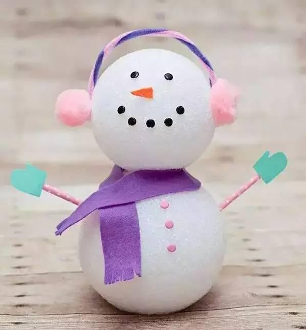 【巧妈手工】幼儿冬季创意手工制作大全,不收藏可惜了