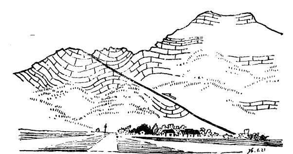 地质平面图怎么画