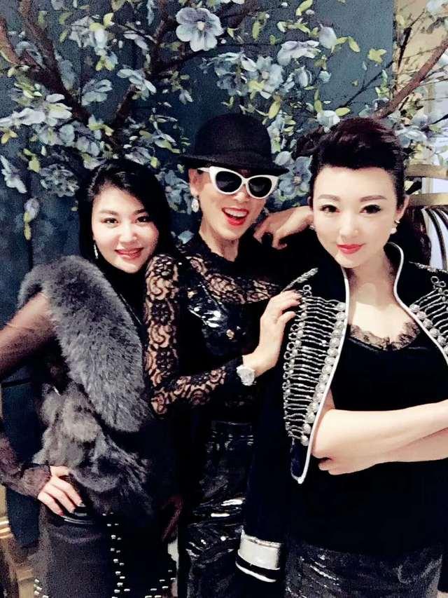 国际时尚教主/贝拉米国际时尚创始人/董事长唐拉拉莅临国际冠军联盟