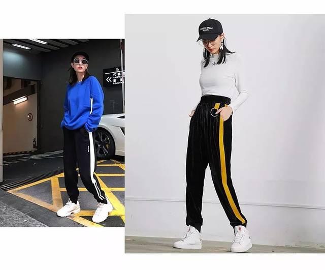 这四条裤子2018还会流行,再不入手又要丑一年了图片