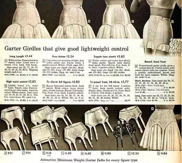 女性内衣进化史,也是情趣内衣的v美女史美女情趣高跟鞋红色图片