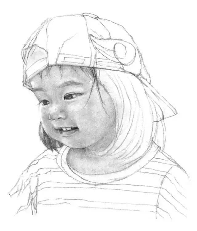 学画画,为什么要画素描人像?