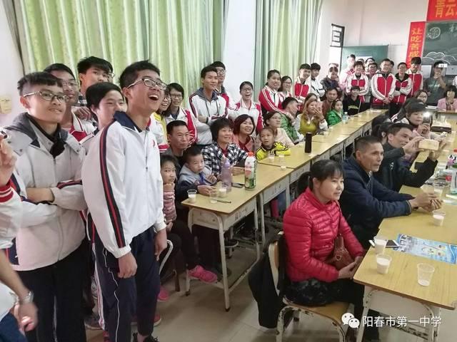 【成人礼花絮】感恩 奋发 腾飞_手机搜狐网